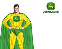 John Deere Man