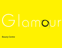 Logo for Beauty Center , Glamour