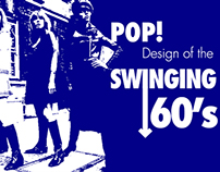 Motion Design- Pop! Design of the Swinging 60s