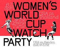WWC WATCH PARTY