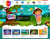 Balloon TV - Website