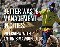 Better waste management in cities