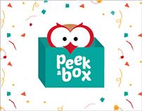 Peek a box - Brading