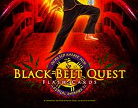 Black Belt Quest Cards