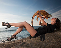 DIONE SHOES SS2015 CAMPAIGN