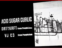 Acid Sugar Cublic - Live Set