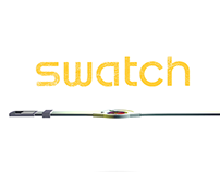 Swatch Logo Animation