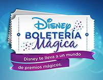 Disney Boletería Mágica