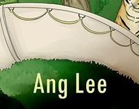 Ang Lee Fan Art Poster