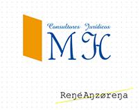 MH Consultores - Branding / Web Design