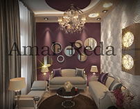 neo- classic villa ryaid