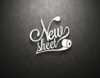 NewSheet Logoset & Final Design
