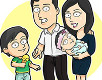 Family Guy Style for Timi