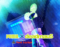 Deadmau5, Footlocker