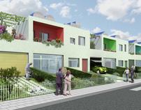 ABITAR(ECO)STRUIRE, social housing in Tricase