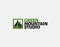 Green Mountain Studio | Identity Design