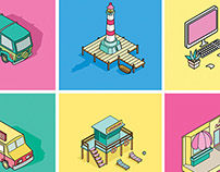 Isometric World