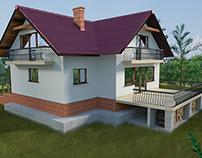 Home 3D modeling & visualization