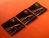 Lamborghini Aventador: Brochure