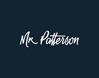 Mr Patterson - imagen gráfica - graphic image