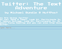 Twitter: The Text Adventure