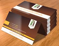 Business Card Imam Malek University
