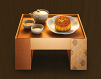 Cuisine Cuisine Mooncake Box Design