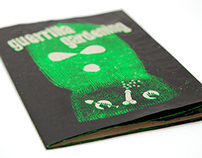 Guerrilla gardening poster and booklet