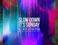 DJ Hit /// Ketsu - Minimix Series Artwork