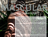 MASCULAR Magazine Call for Submissions