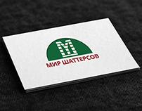 Shutters logotype