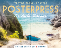 PosterPress for Illustrator