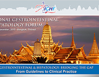"IGHF Event ""Bridging The GAP"" Bankok-Thiland"