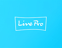 Identity design for LivePro