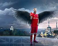 Vodafone & Beşiktaş JK