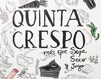 ILLUSTRATION / Quinta Crespo