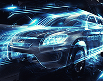 Toyota Pitch Styleframes