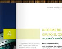 El Corte Inglés | Annual Report