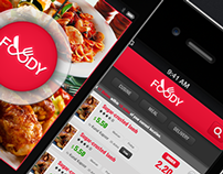 Foodly: Restaurant app