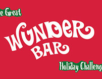 The Great WunderBar Holiday Challenge