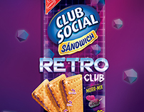 Club Social Packaging