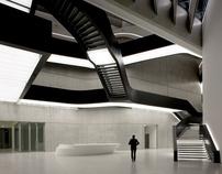 MAXXI by Zaha Hadid Architects