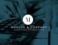 Moscoe & Company Logo Concepts