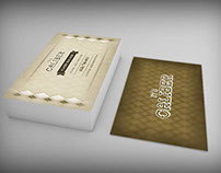 Its Caliber - Business Card