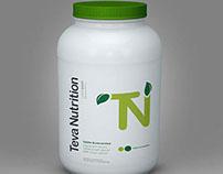 Teva Nutrition - Bottle Design