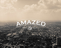Amazed La - Logo Design