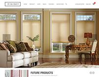 Windown Blind Website
