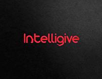 Intelligive - Logo Design