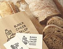 Bread shop rebranding