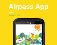 airpass, AR interaction app 2012-2013